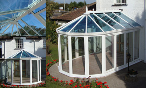 About LF Windows and Conservatories