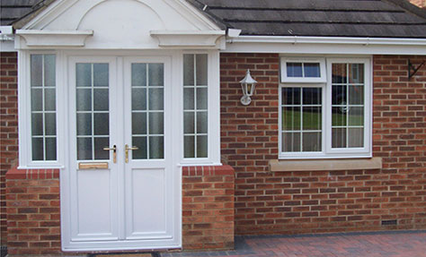 French doors wiltshire and bristol energy efficient for Upvc french doors bristol